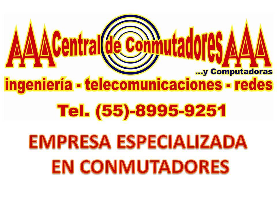 CONMUTADORES IP